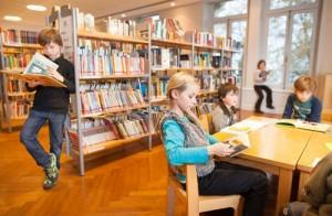 Médiathèque_livres jeunesse