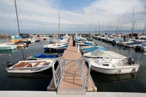Port Accès ponton