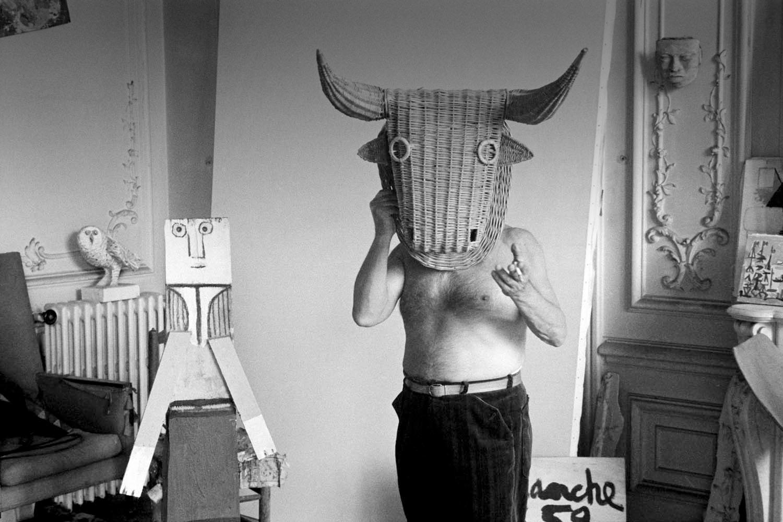 Picasso, l'atelier du Minotaure