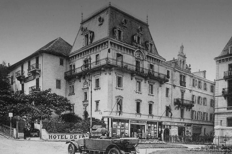 Le château de Fonbonne