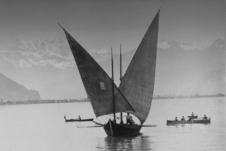 La barque « La Savoie »