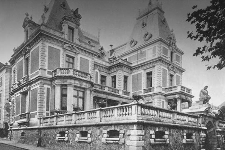La « Villa Lumière »