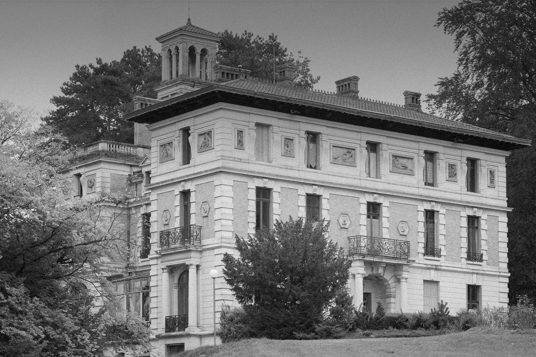 La villa « La Sapinière »