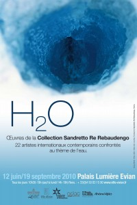 H2O, oeuvres de la collection Sandretto Re Rebaudengo