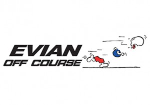 Evian Off course