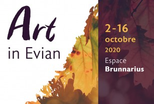 Exposition « Art in Evian »